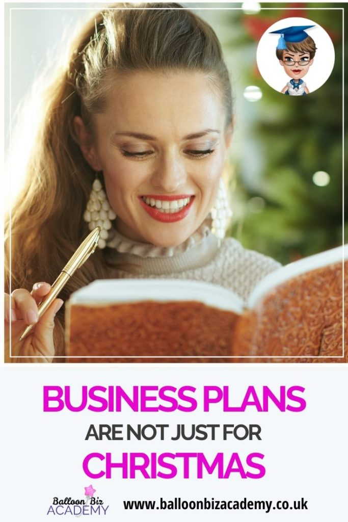 Business planning advice for small businesses.  How to Grow your balloon business.  Starting a balloon business.
